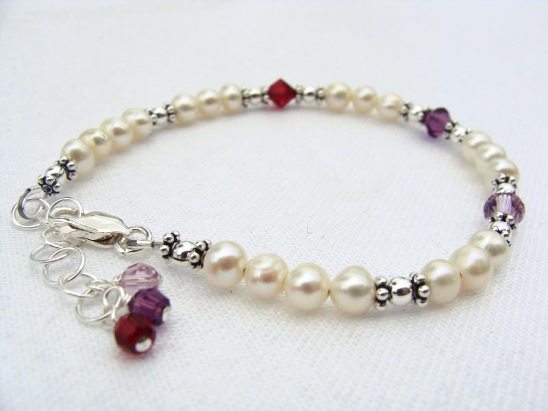 Maureen's family bracelet