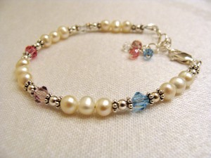 Sylvia's family bracelet
