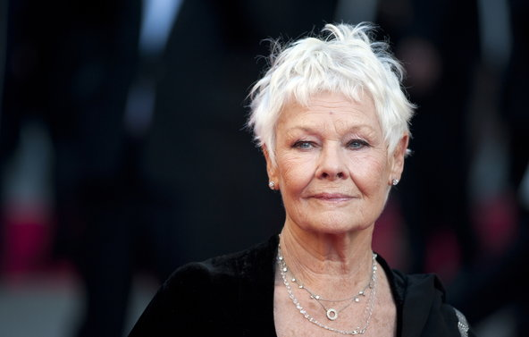 Is this Judi Dench's favourite necklace?
